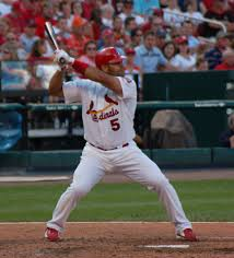 445 of Pujols's HR's came as a Cardinal.