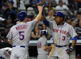 David Wright and Curtis Granderson