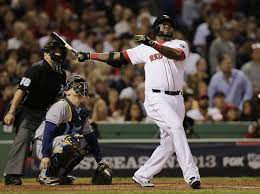 One last run for Ortiz in Boston.
